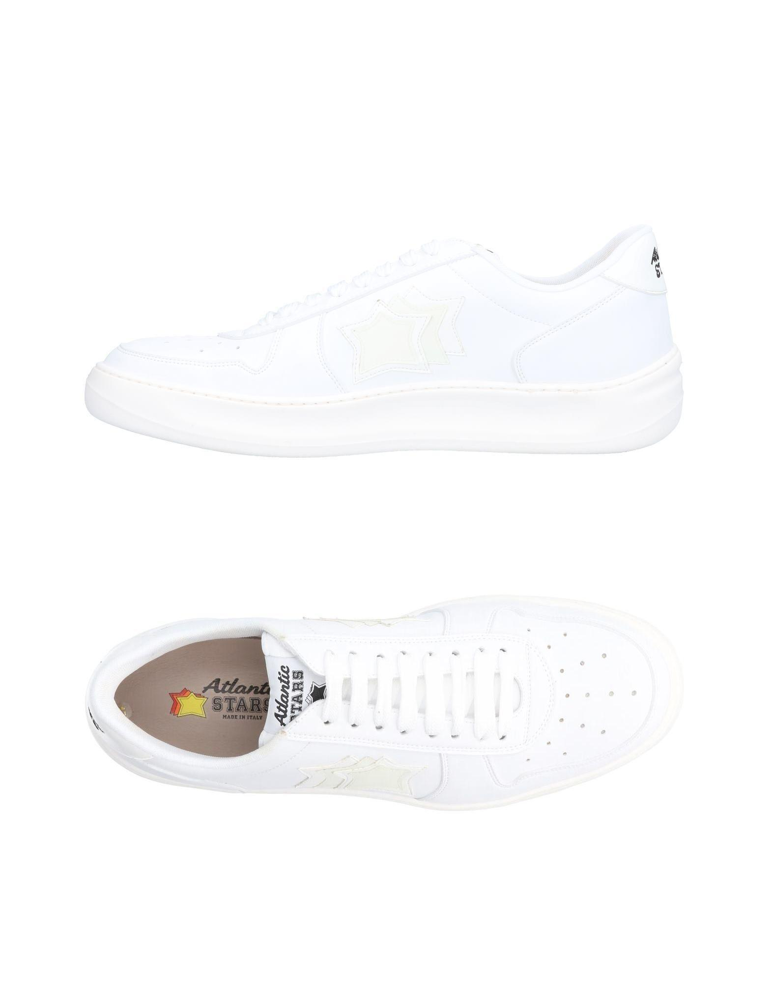 Atlantic Stars Sneakers In White