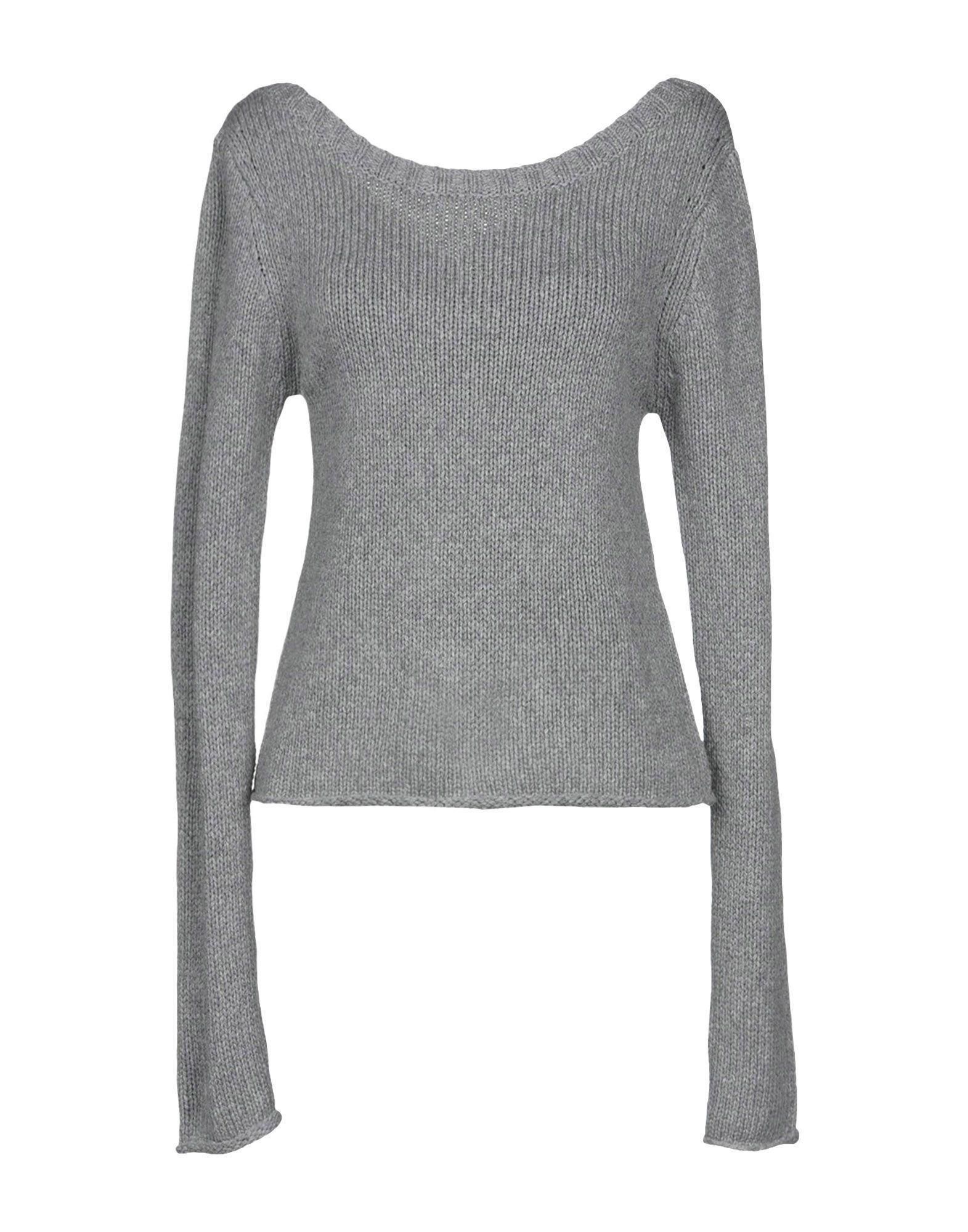 Derek Lam 10 Crosby Sweater In Grey