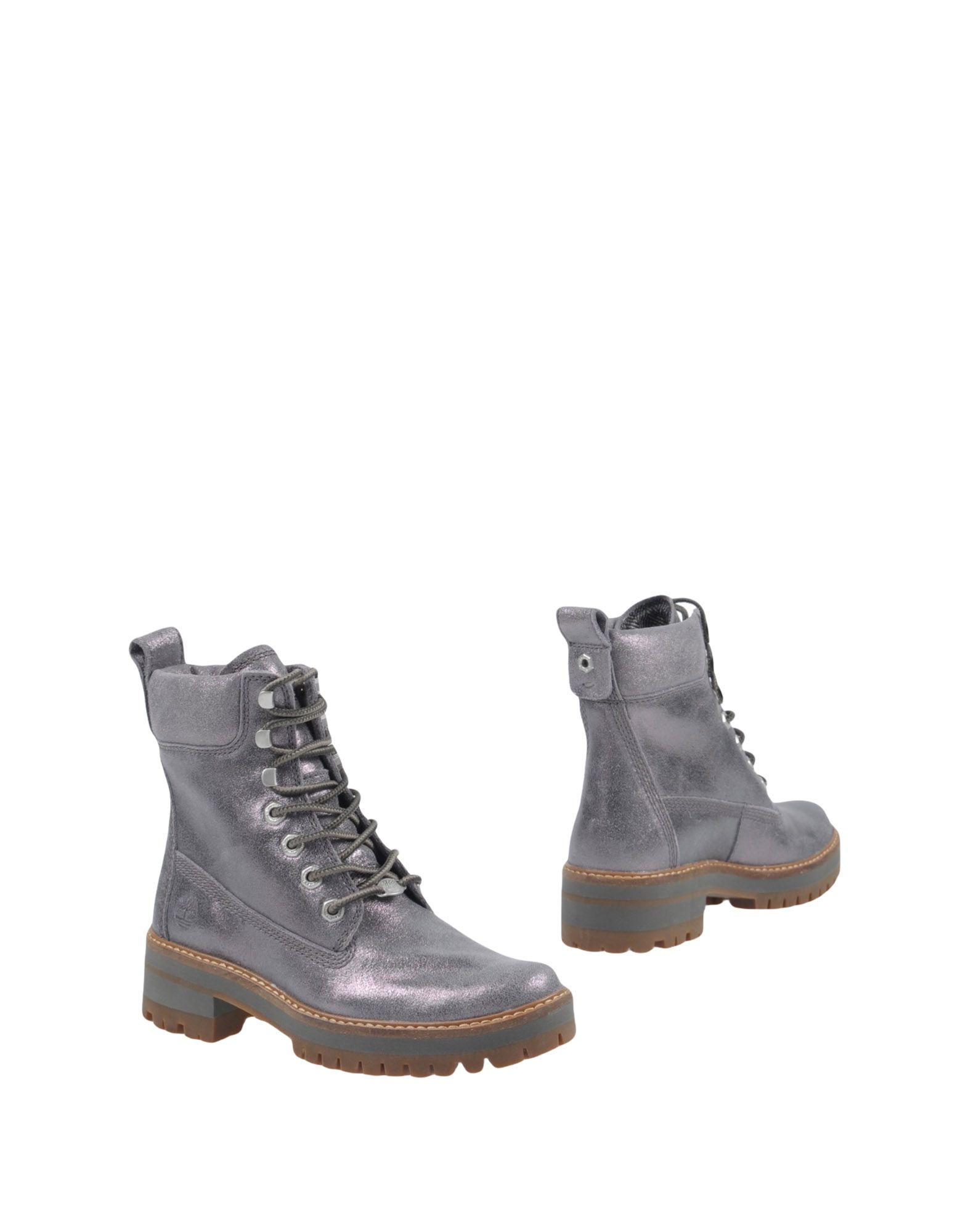 Timberland Ankle Boot In Grey