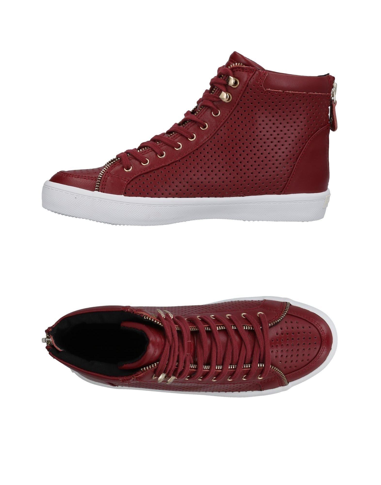 Rebecca Minkoff Sneakers In Brick Red