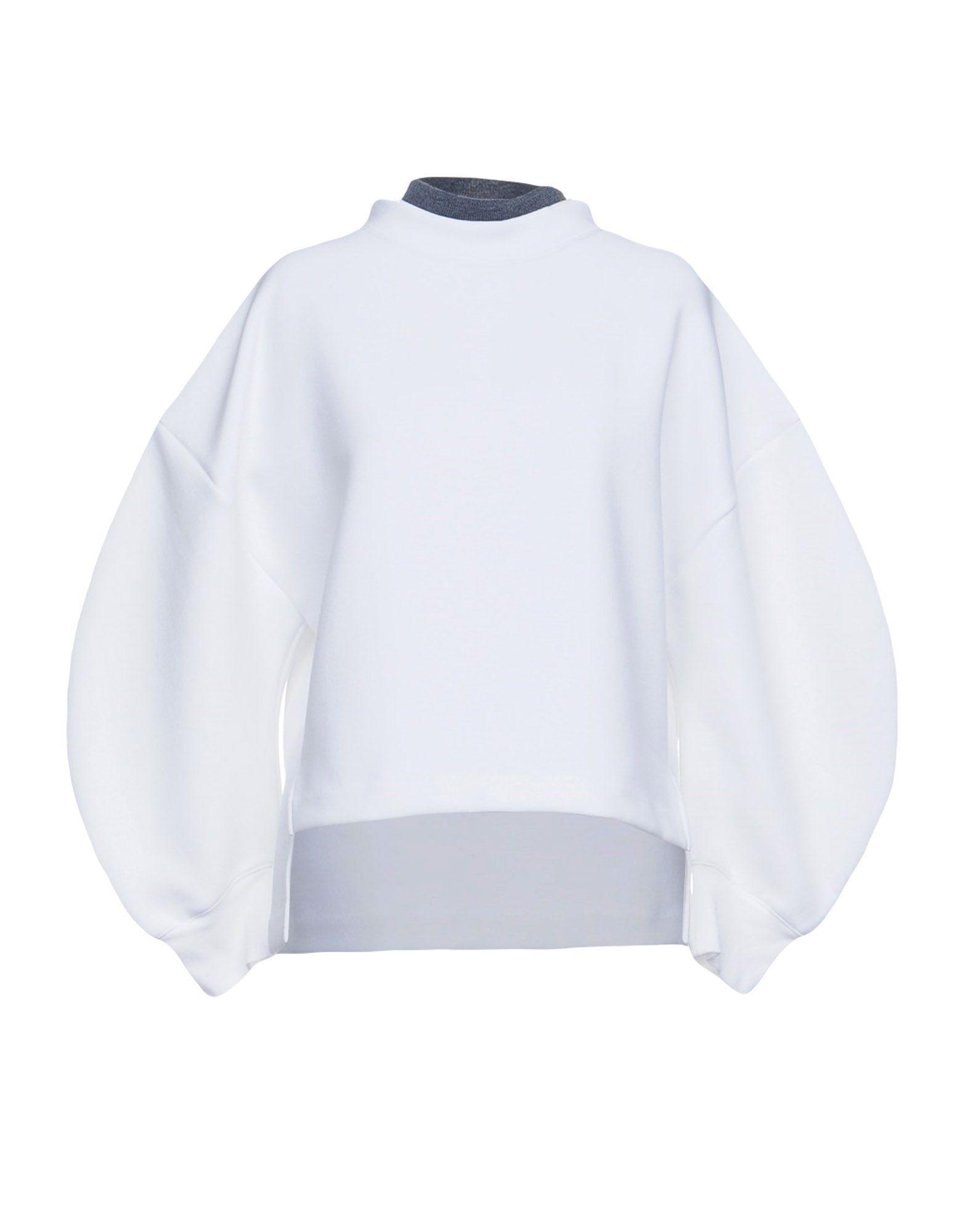EnfÖld Sweatshirt In White