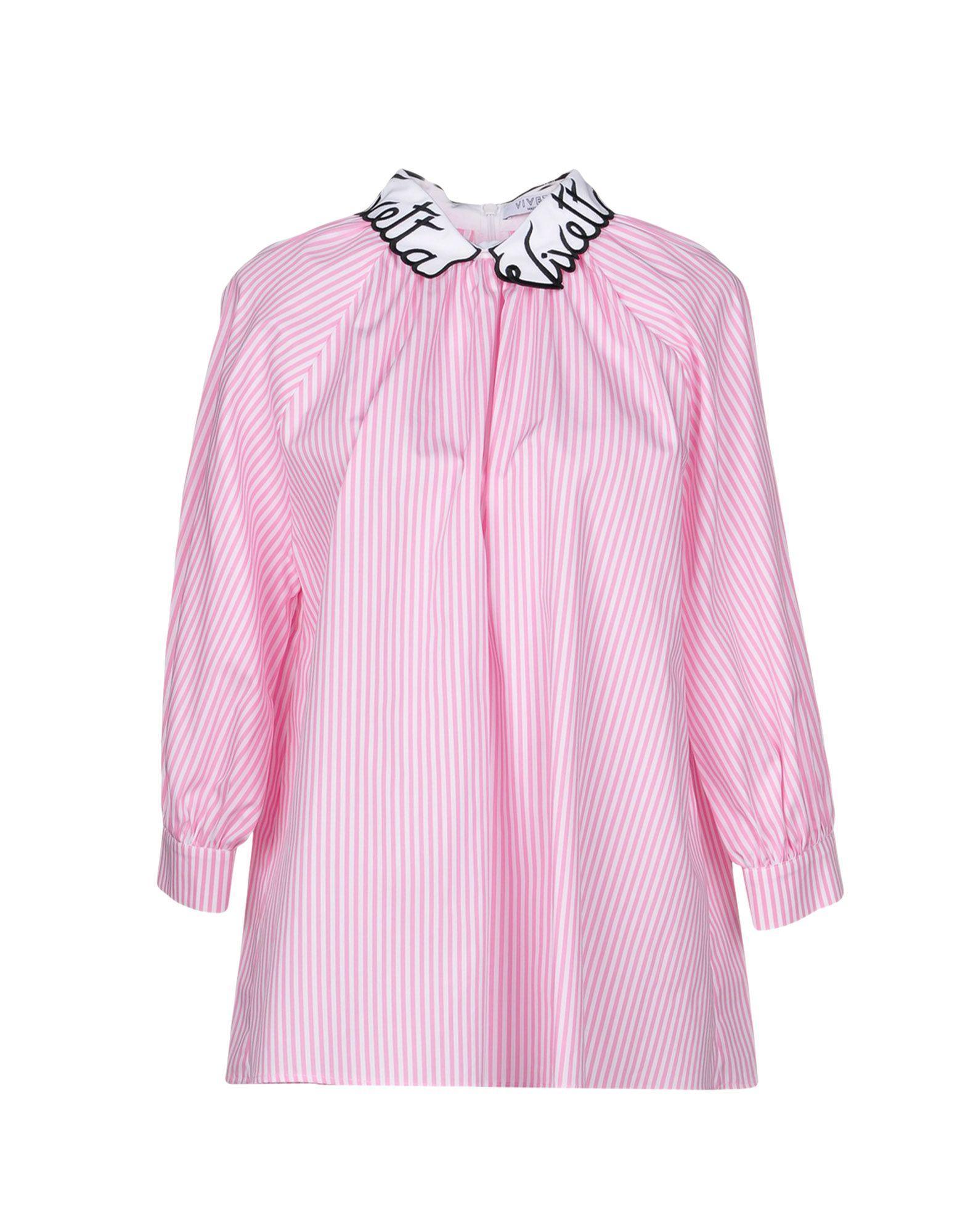 Vivetta Blouse In Pink