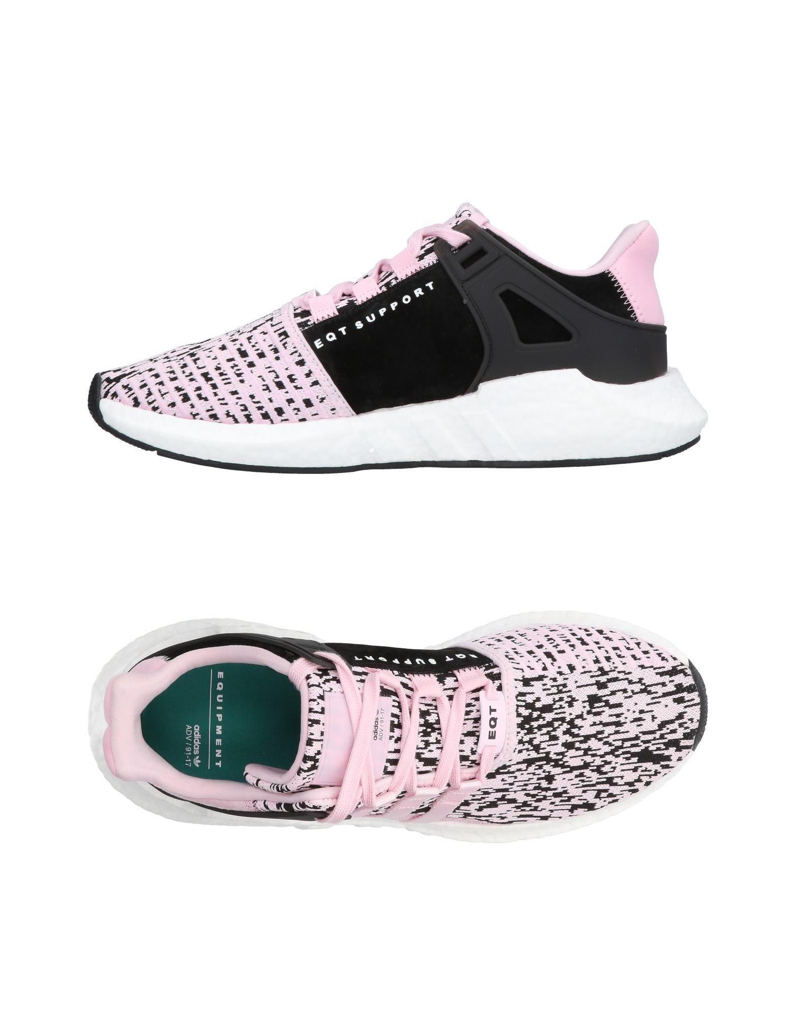 Adidas Originals Sneakers In Pink