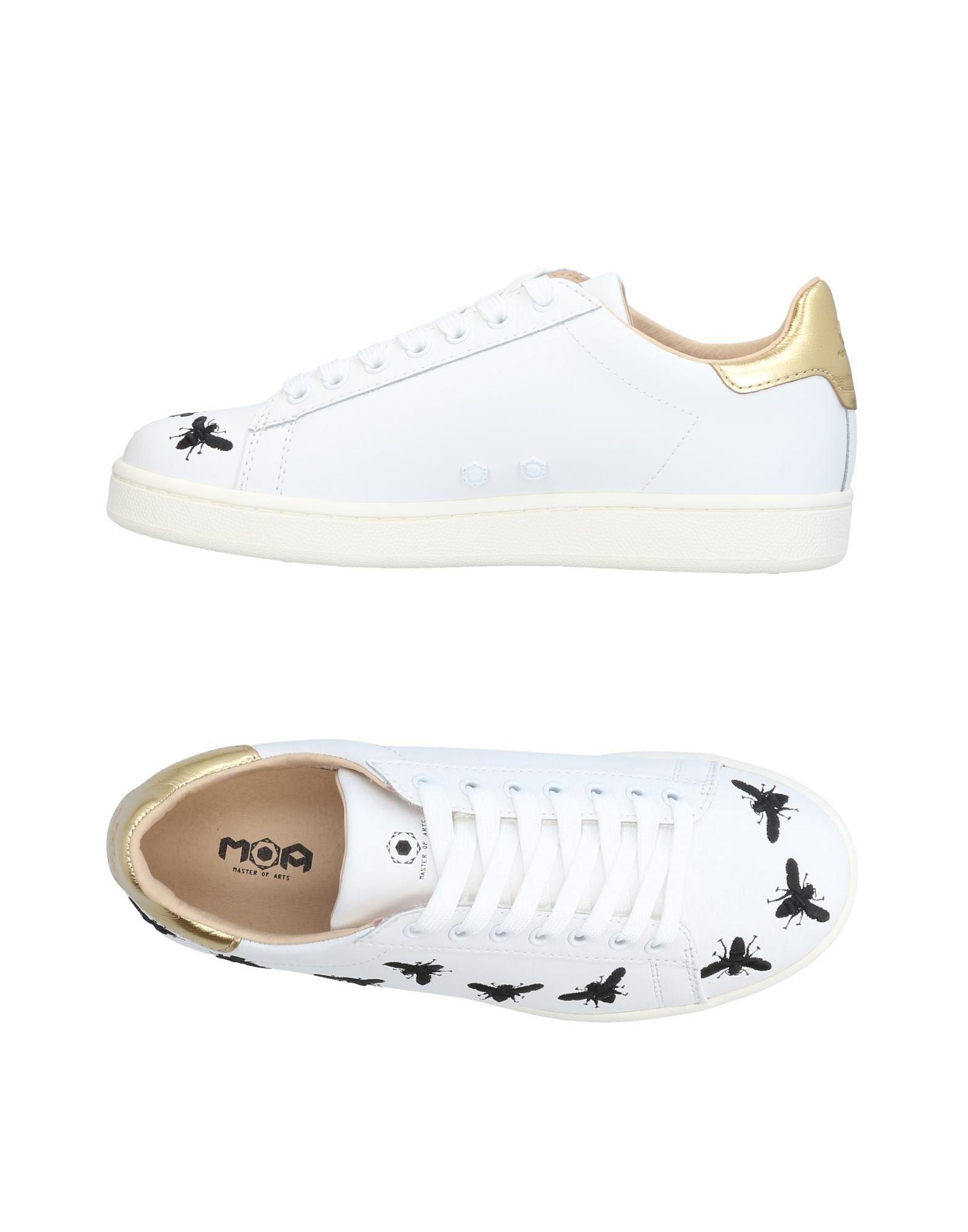 Moa Master Of Arts Sneakers In White
