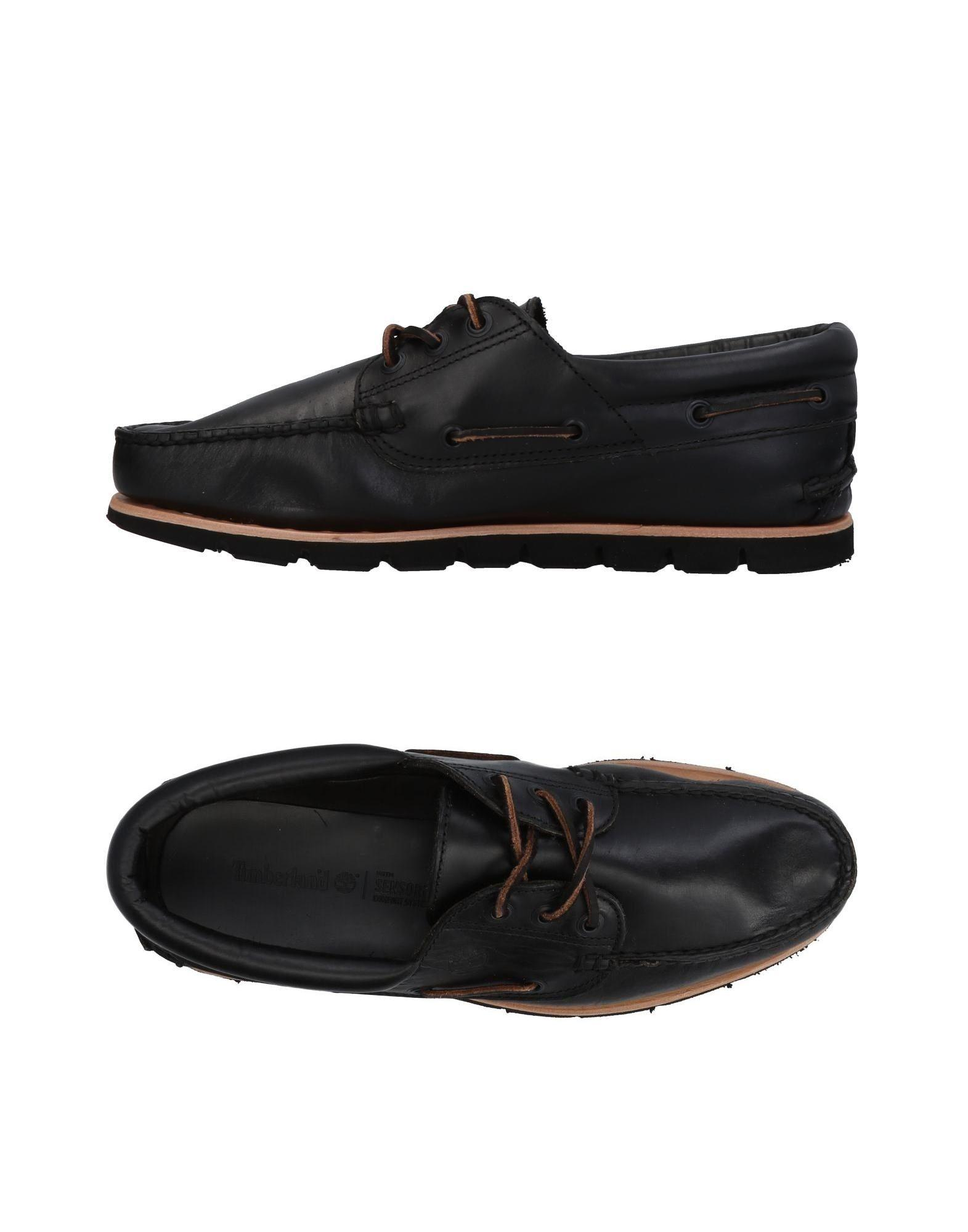 Timberland Loafers In Black