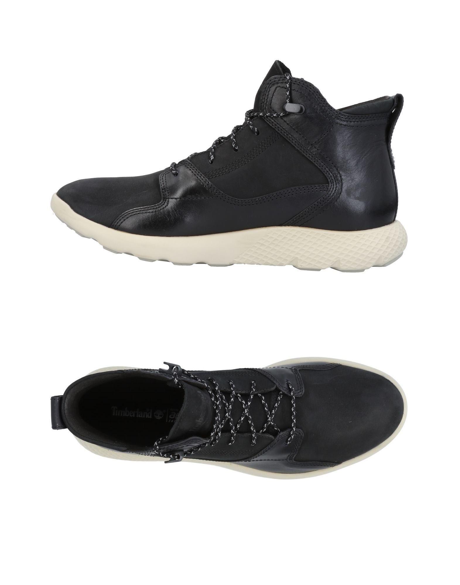 Timberland Sneakers In Black