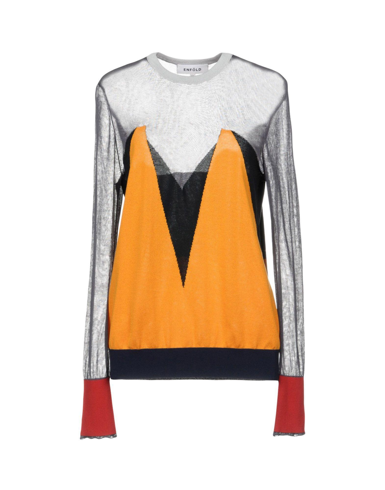 EnfÖld Sweaters In Orange
