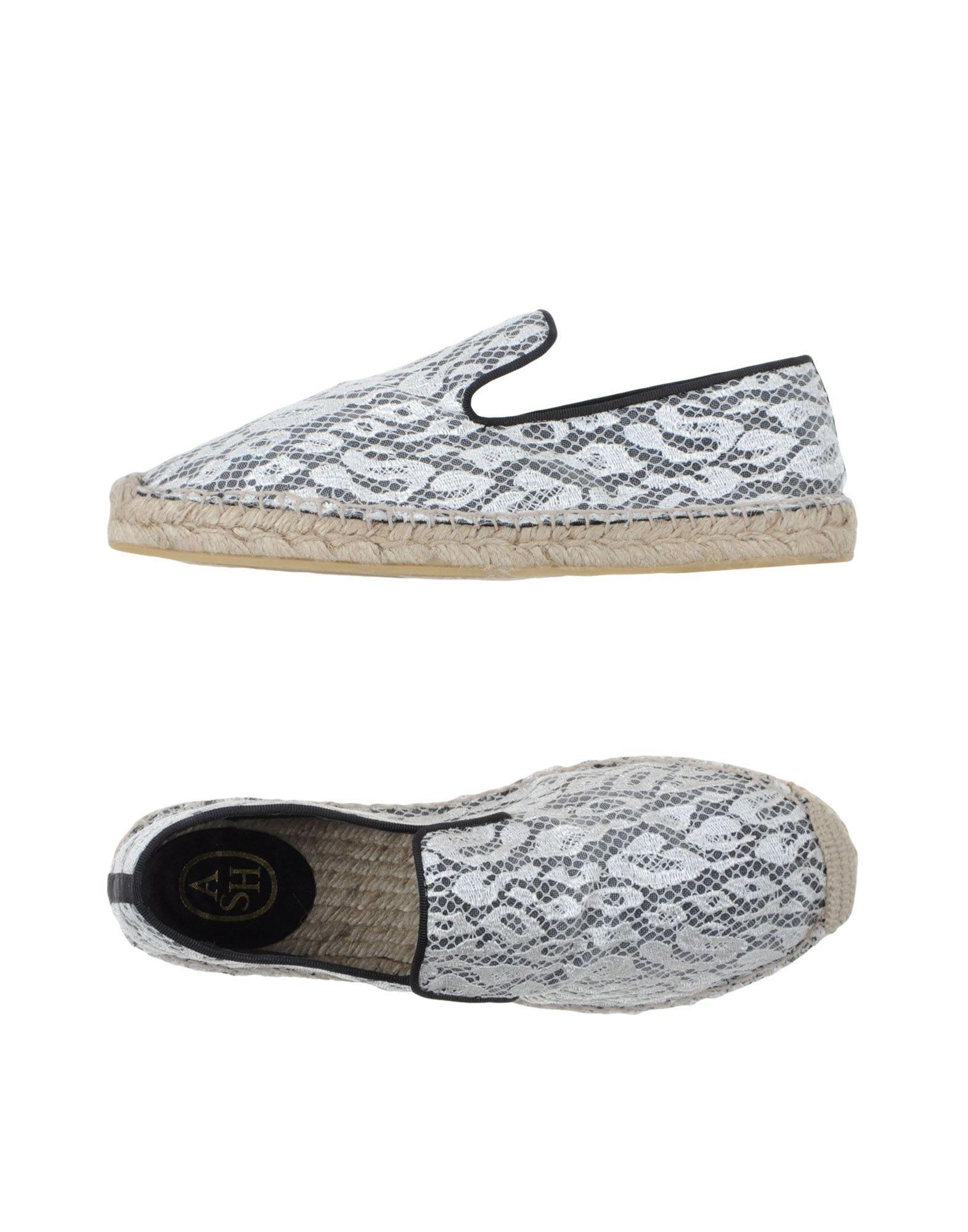 Ash Espadrilles In White