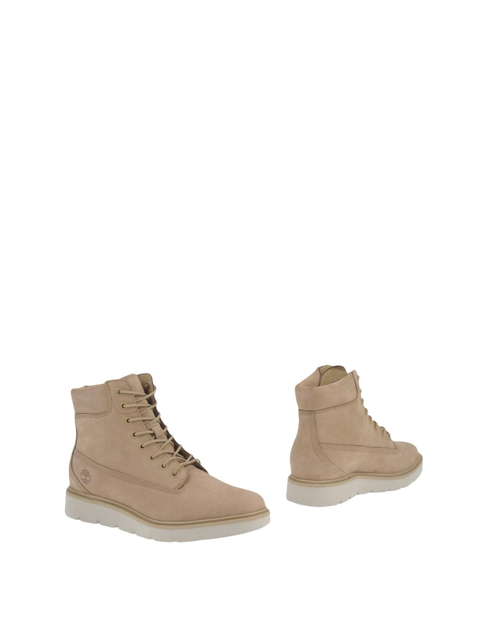 Timberland Ankle Boot In Beige