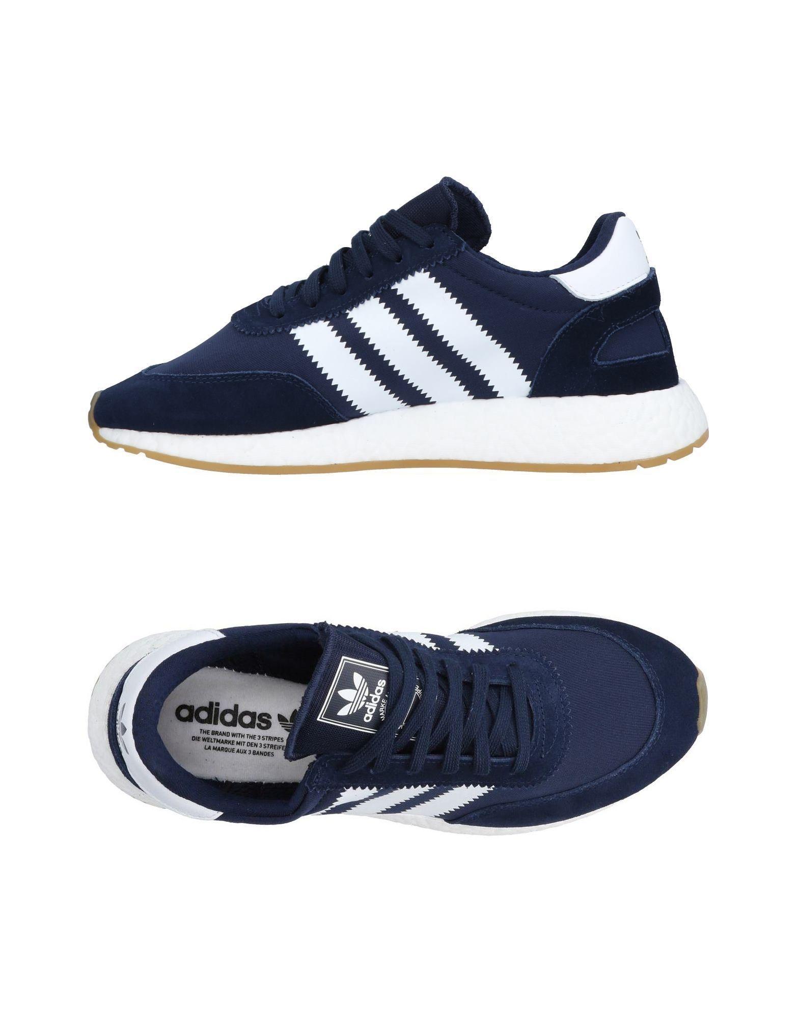 Adidas Originals Sneakers In Dark Blue