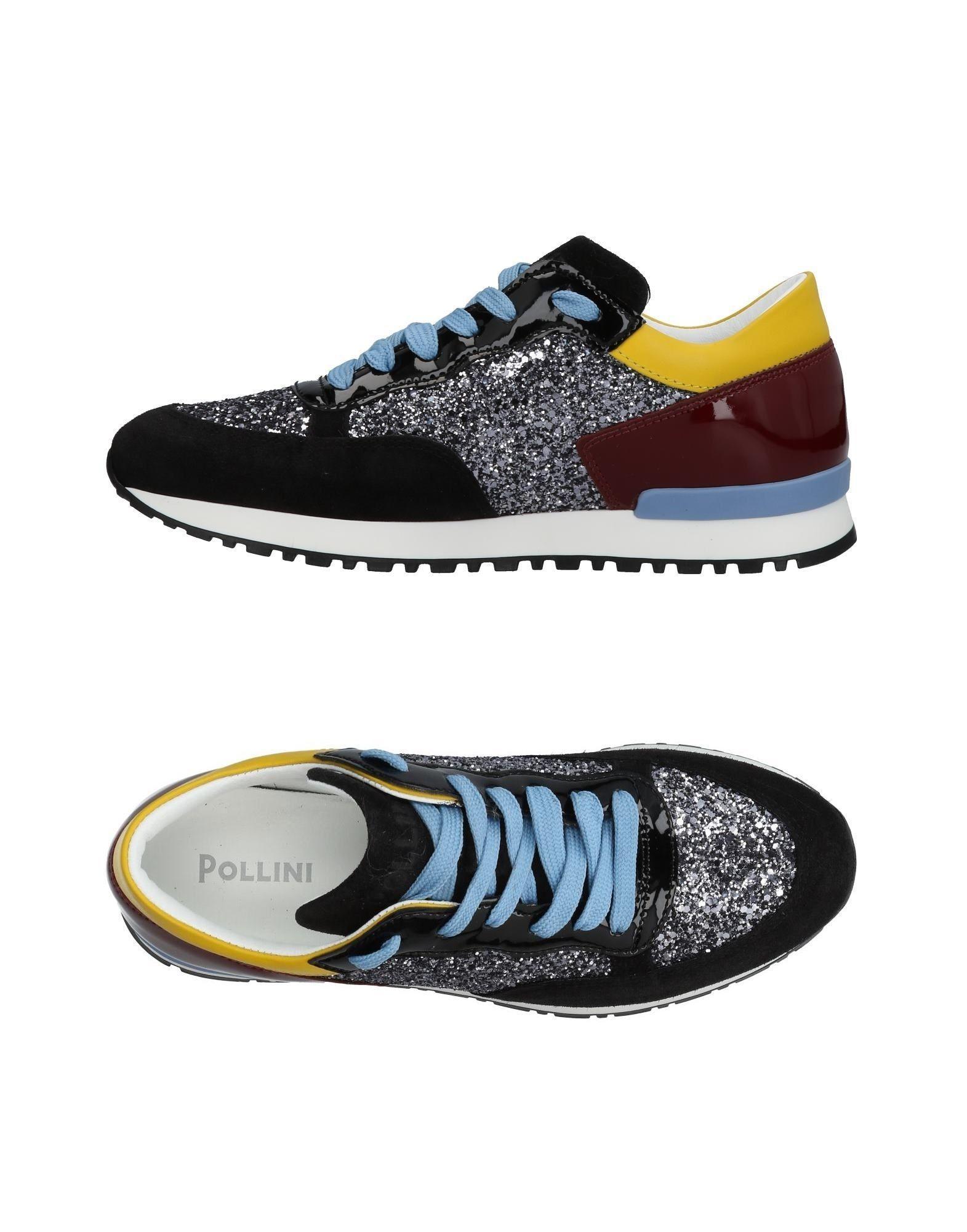 Pollini Sneakers In Grey