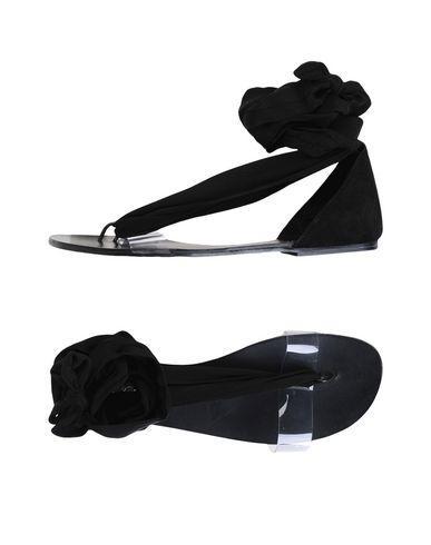Free People Flip Flops In Black