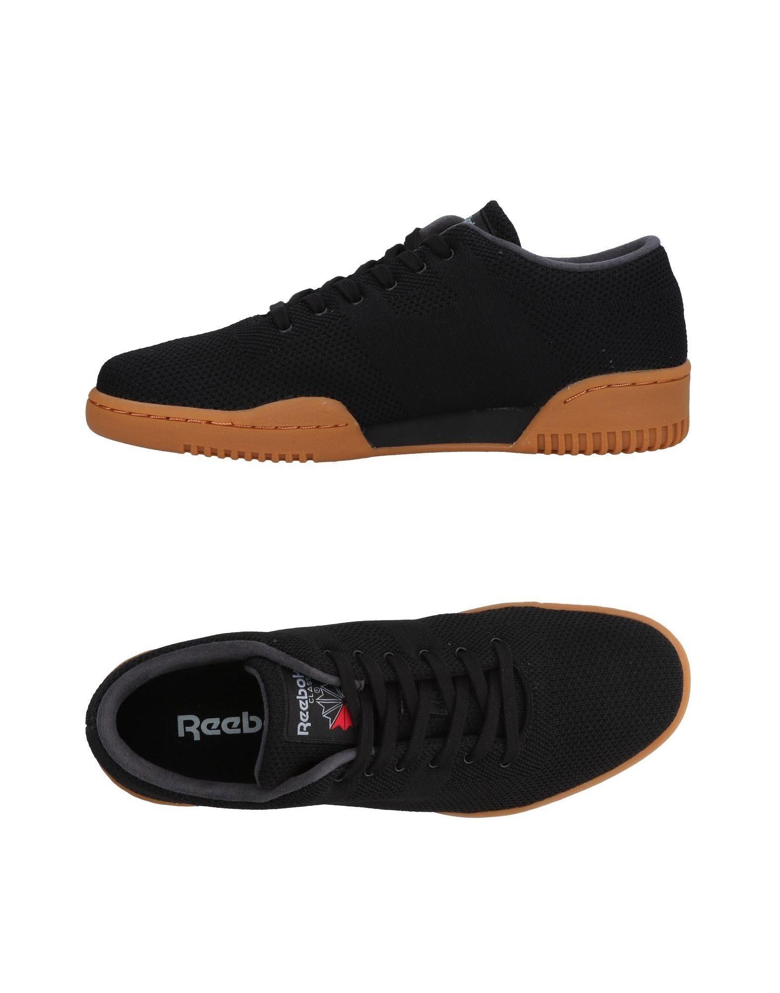 Reebok Sneakers In Black