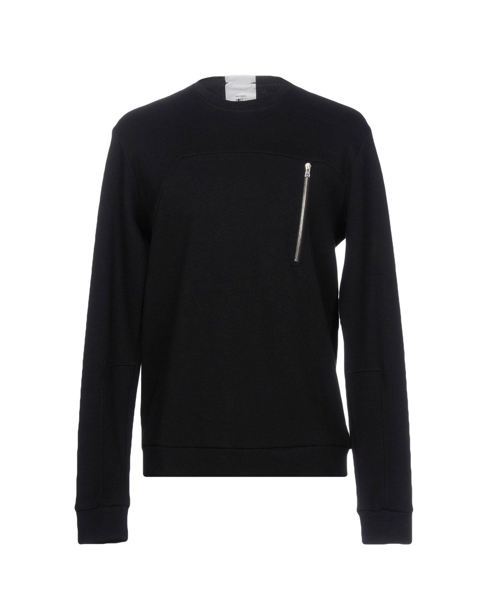 Lost & Found Sweatshirts In Black