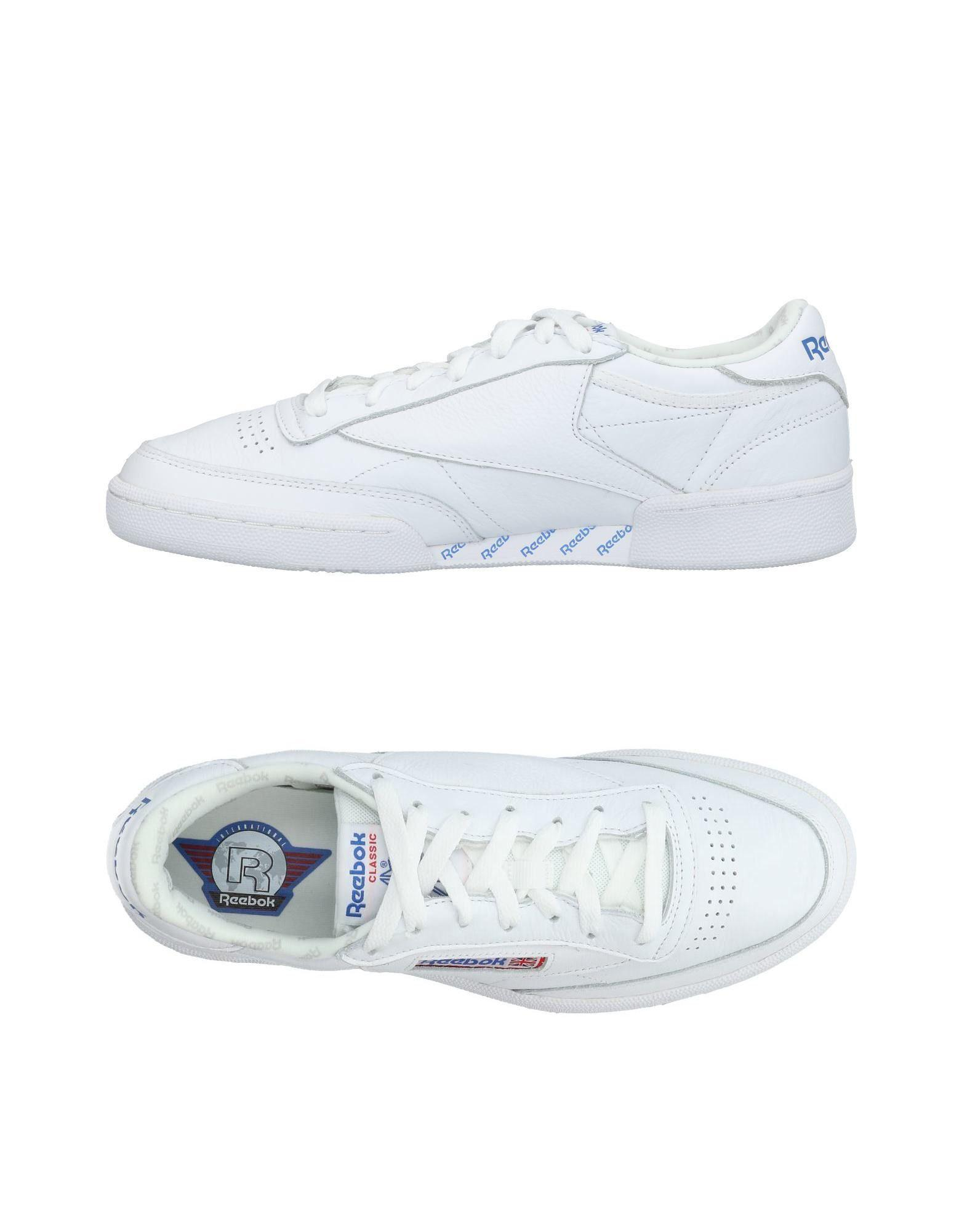 Reebok Sneakers In White