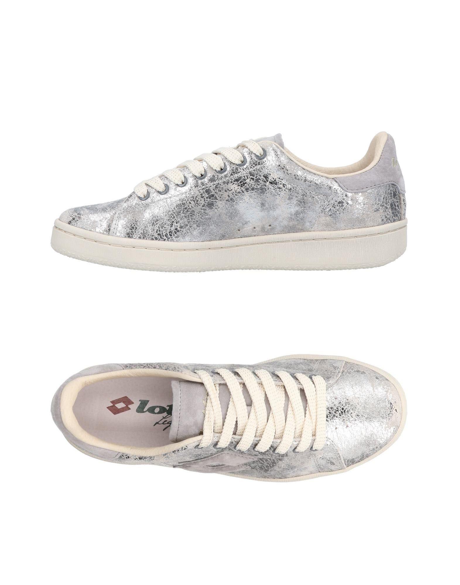 Lotto Leggenda Sneakers In Grey
