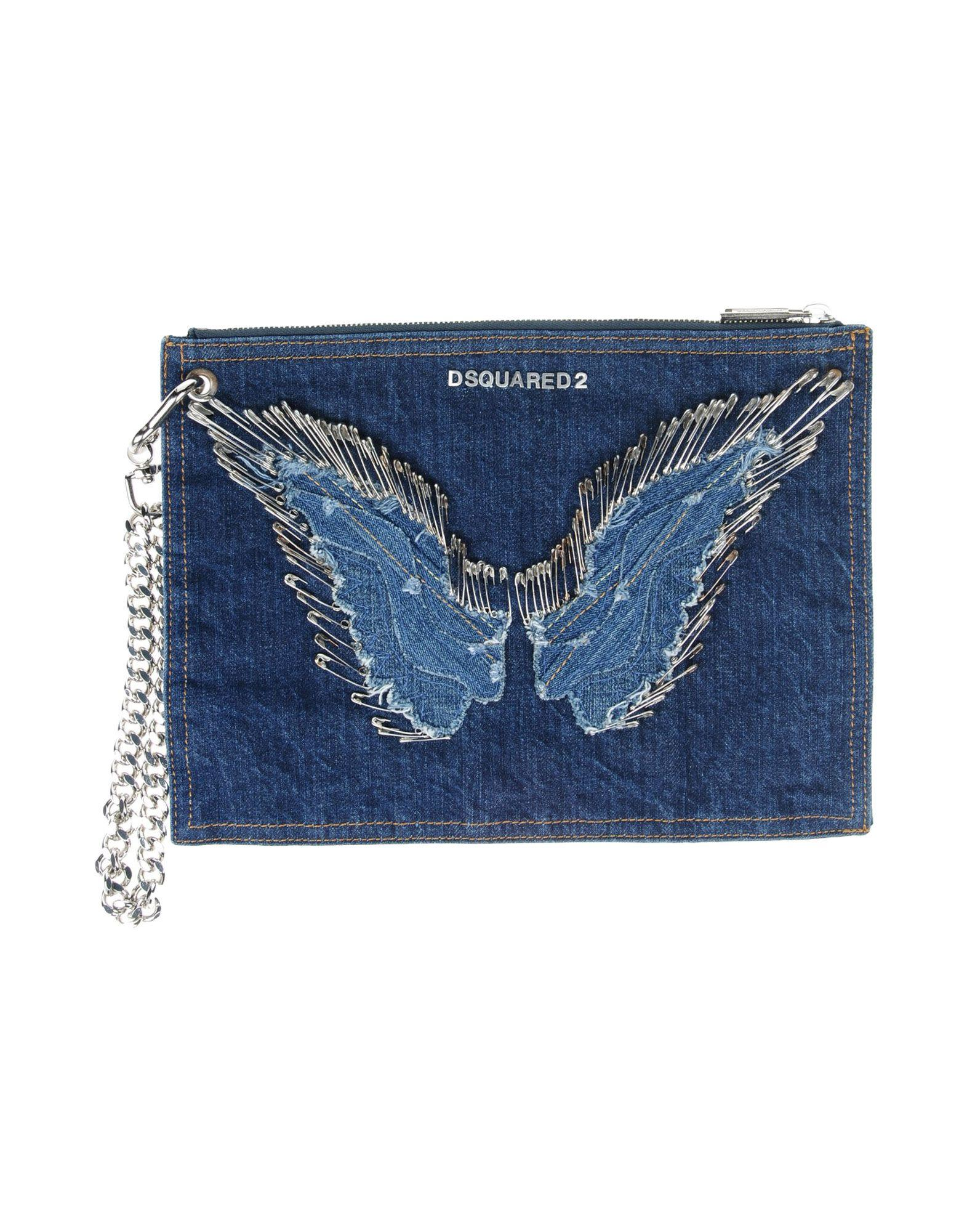 Dsquared2 Handbags In Blue