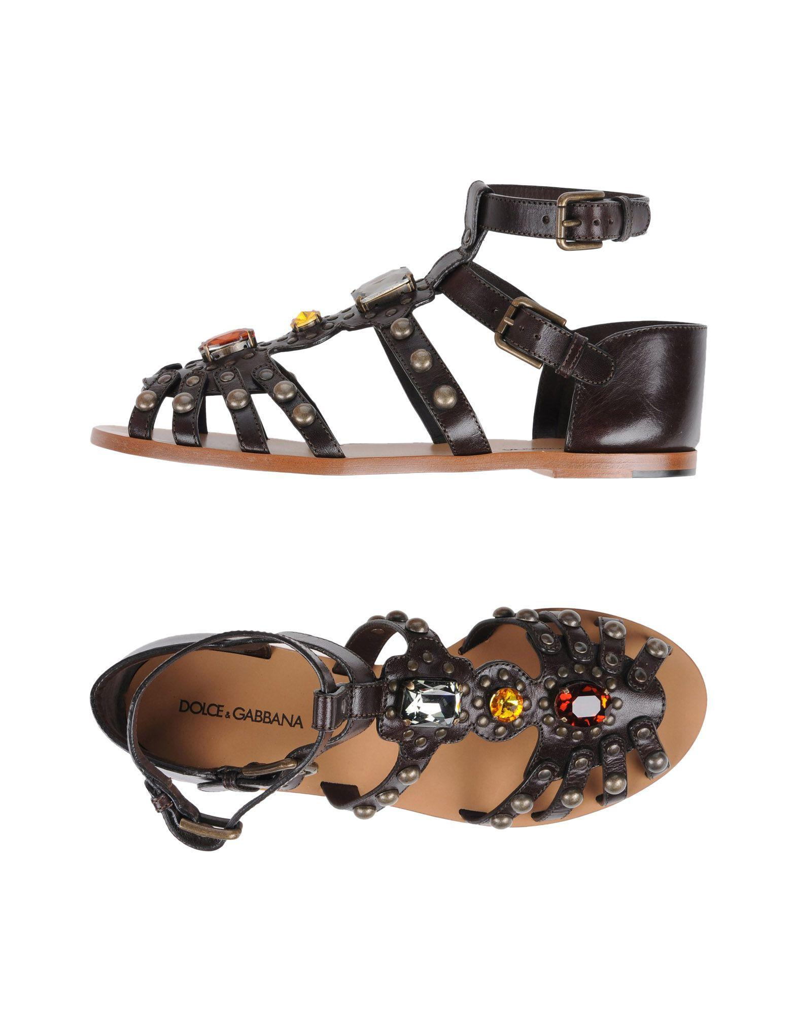 Dolce & Gabbana In Dark Brown