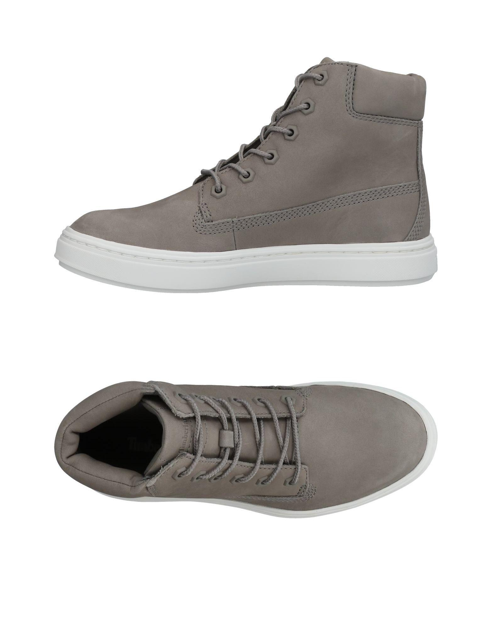 Timberland Sneakers In Light Grey