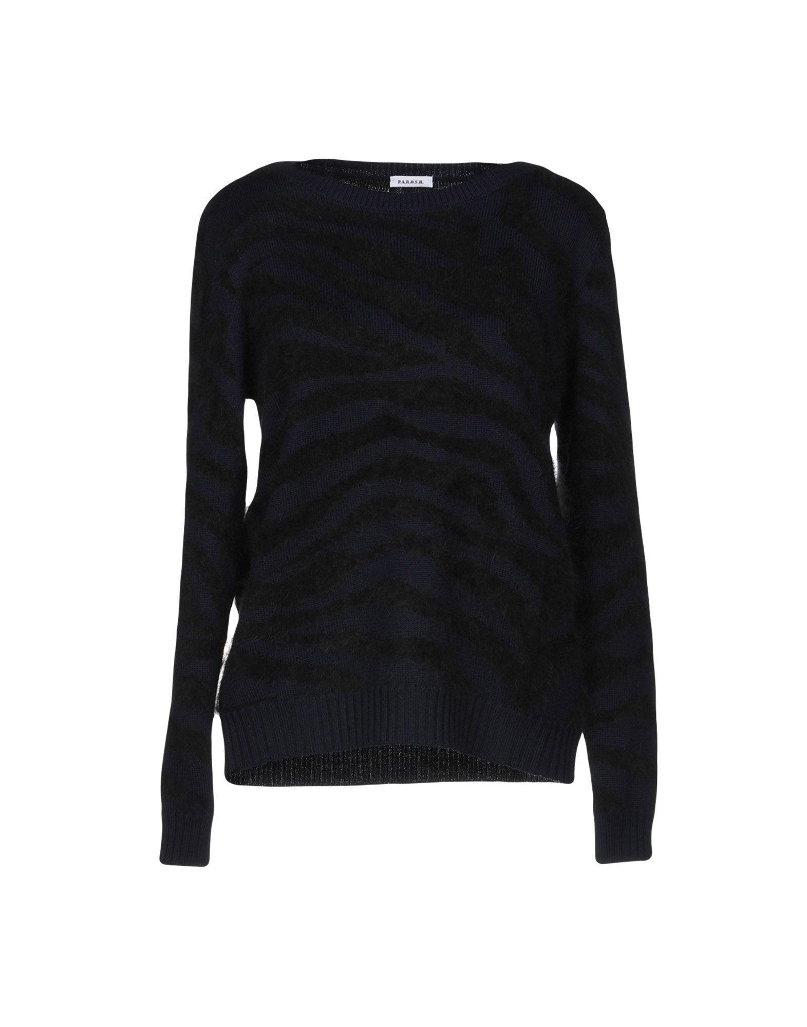 P.a.r.o.s.h. Sweater In Dark Blue