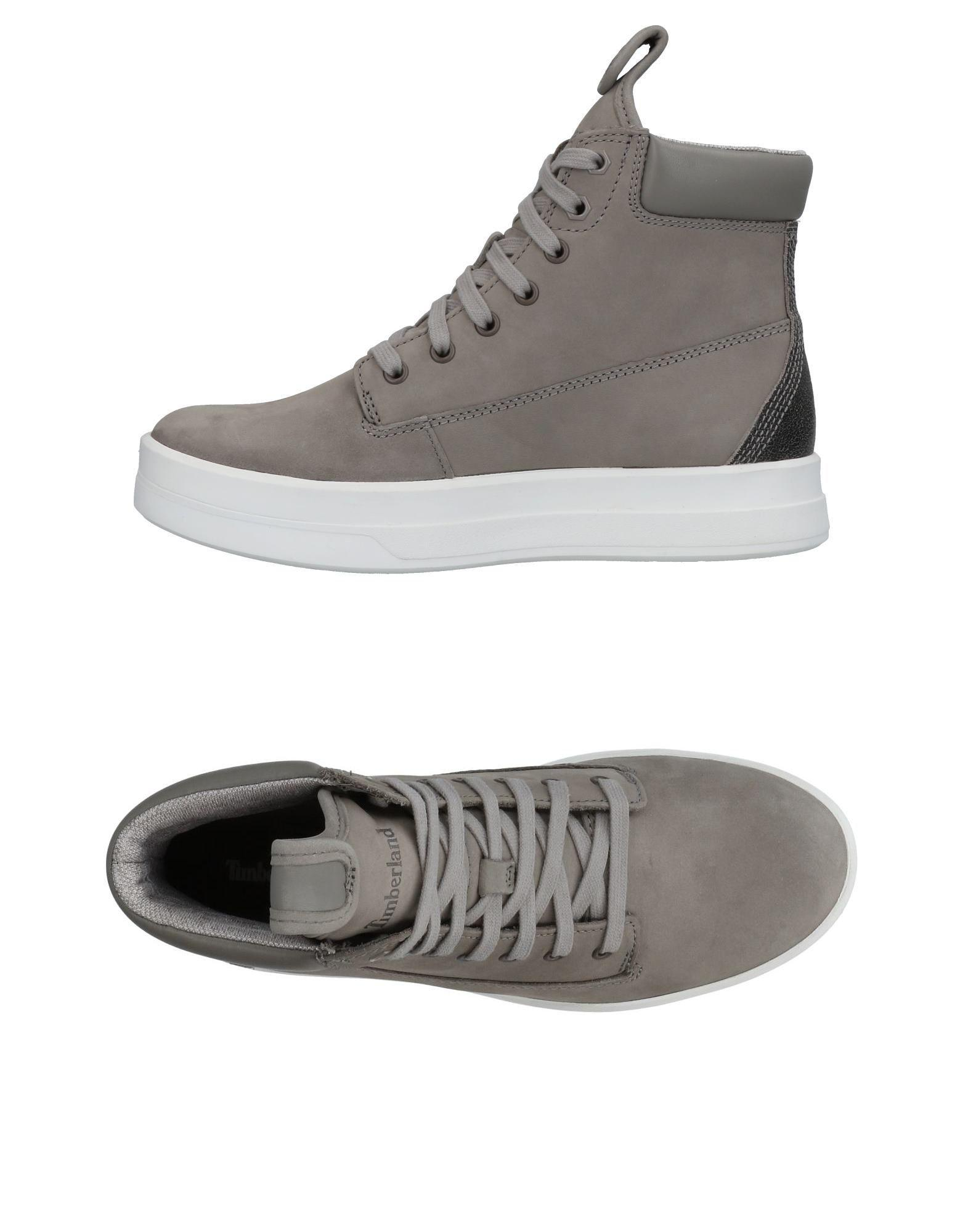 Timberland Sneakers In Grey