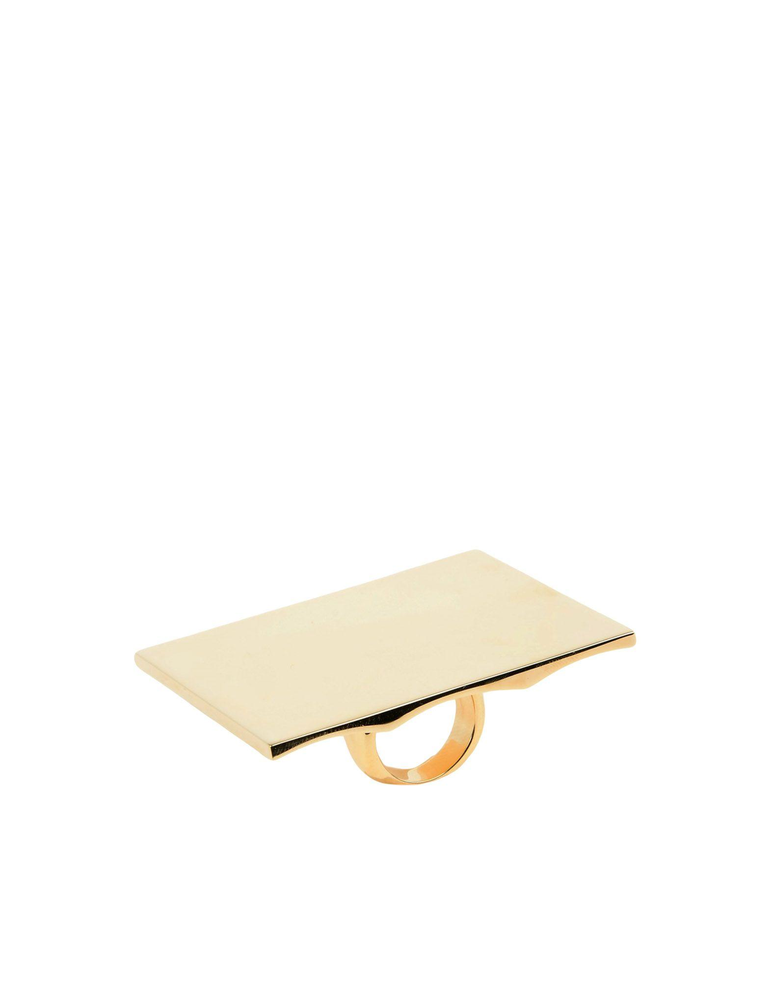 Maison Margiela Ring In Silver