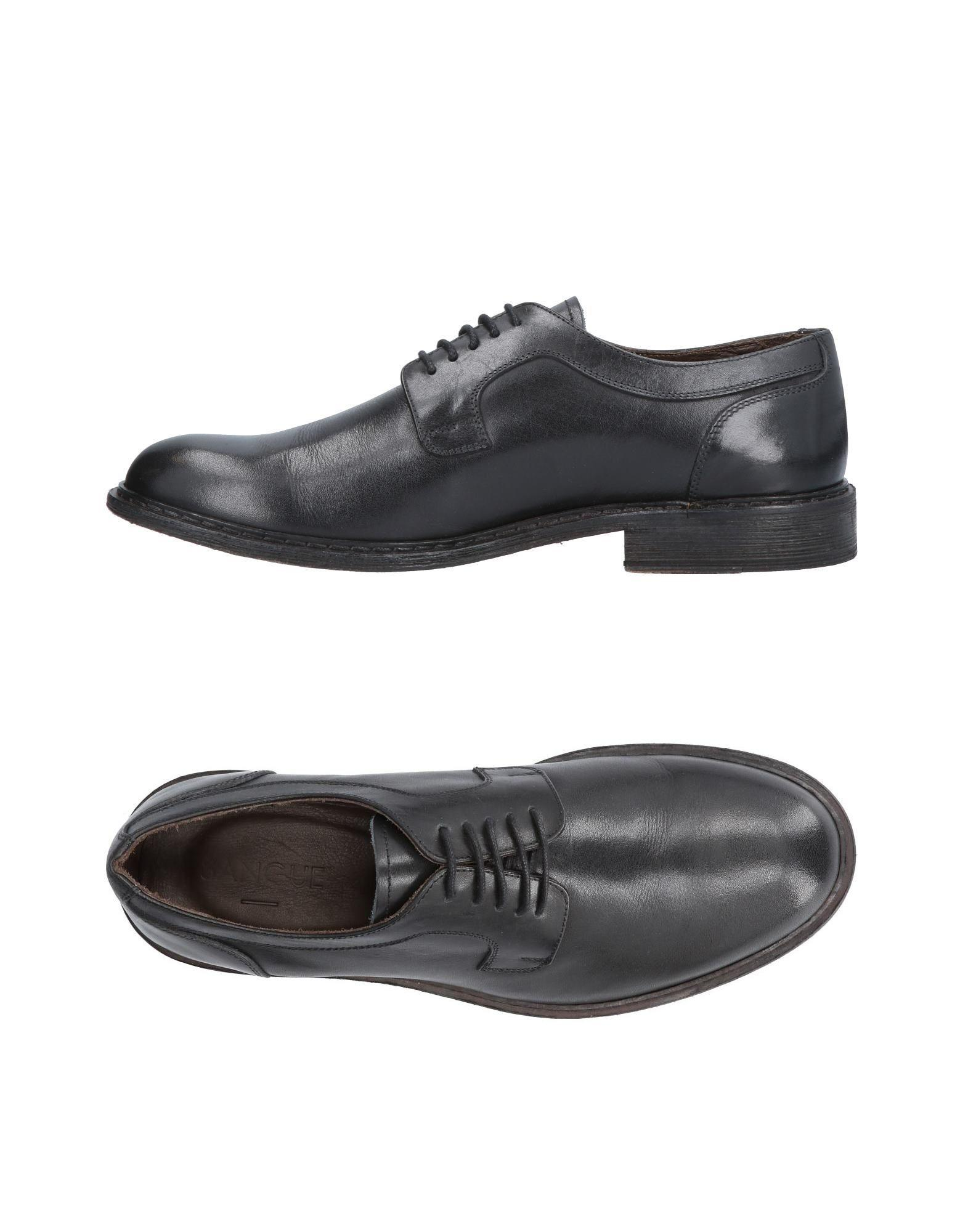 Sangue Lace-up Shoes In Black