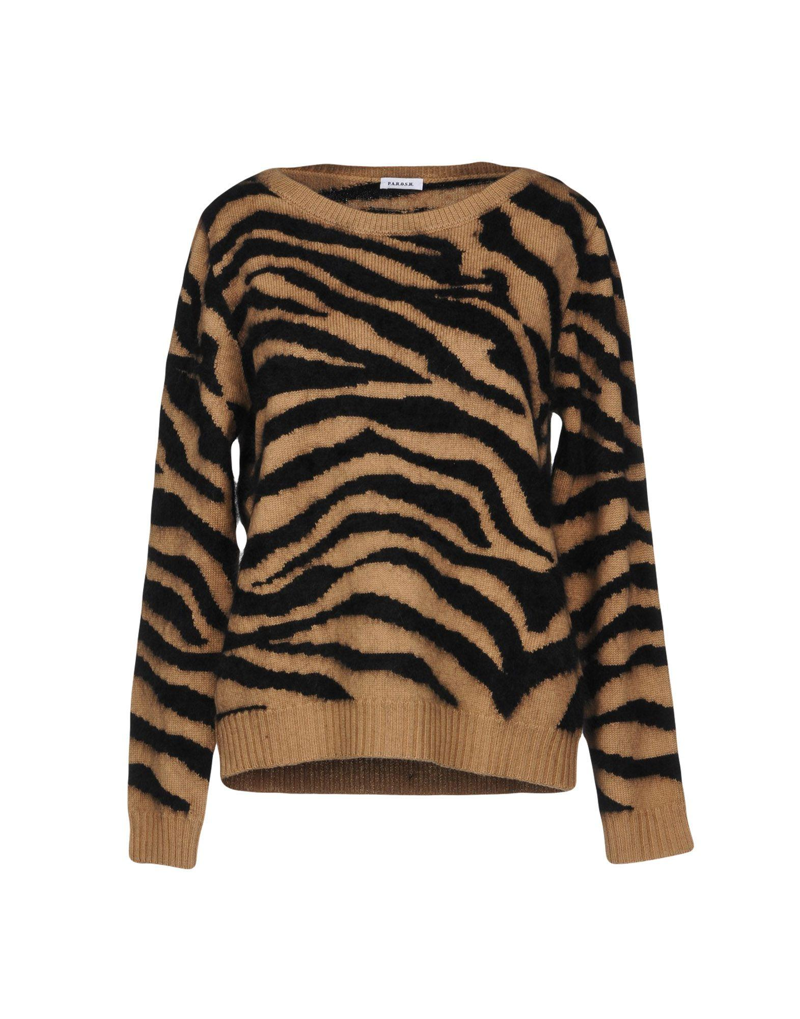 P.a.r.o.s.h. Sweater In Camel