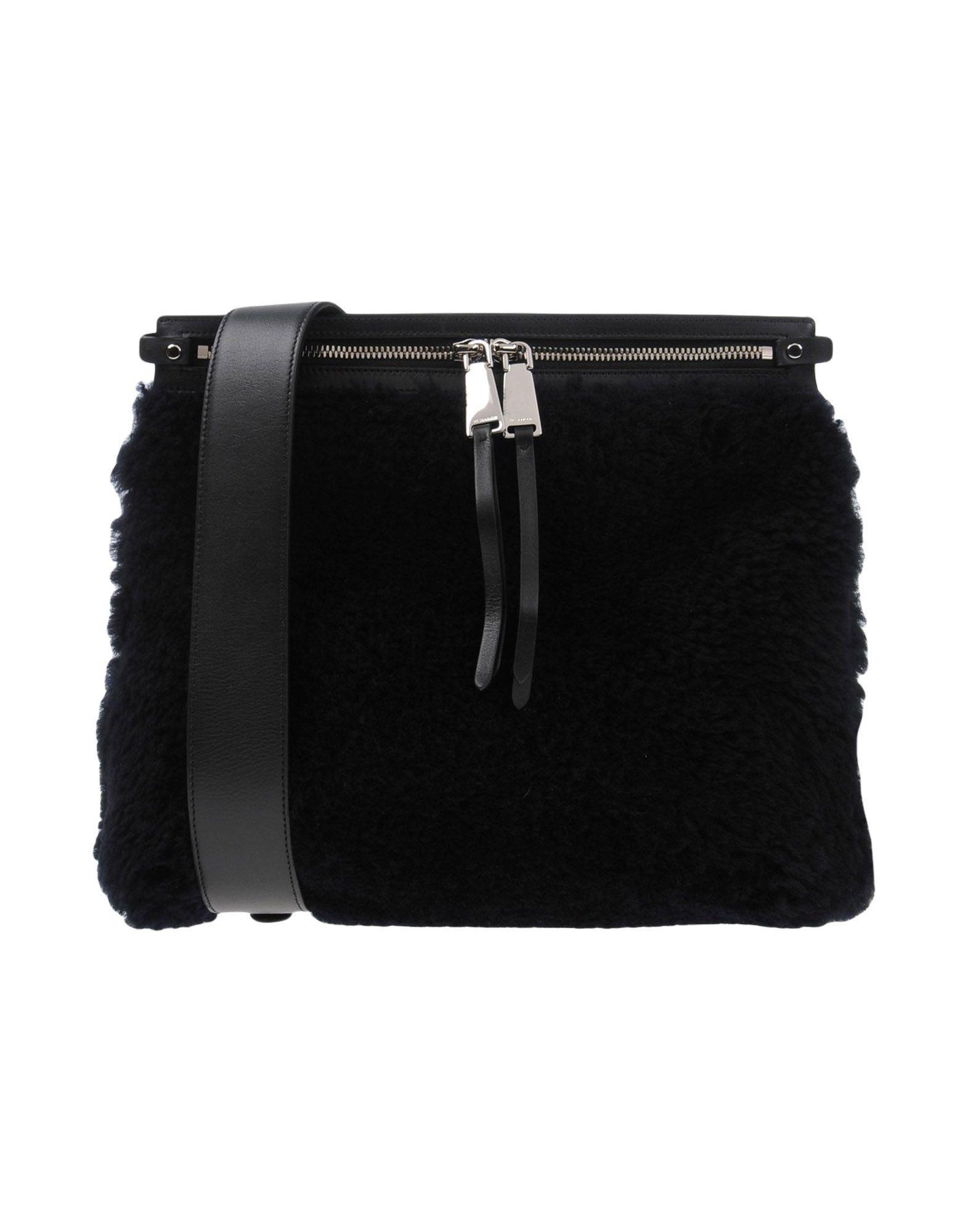 Jil Sander Handbags In Dark Blue