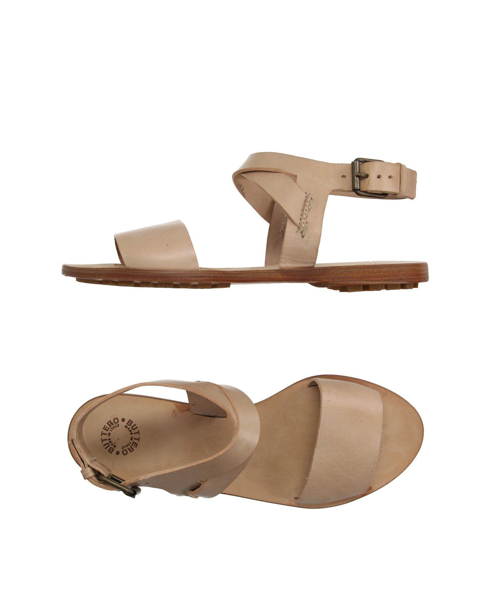 Buttero ® Sandals In Beige