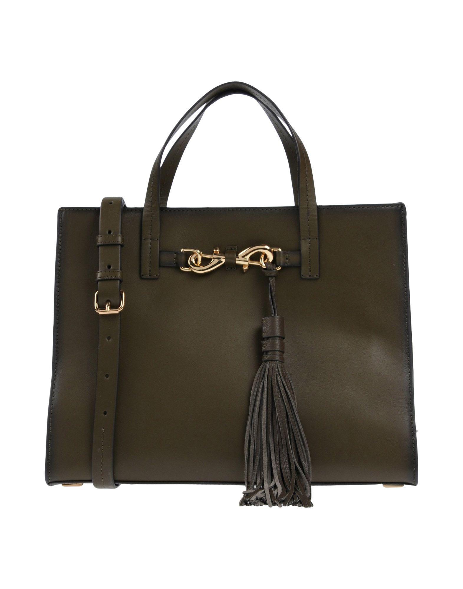 Rebecca Minkoff Handbag In Military Green