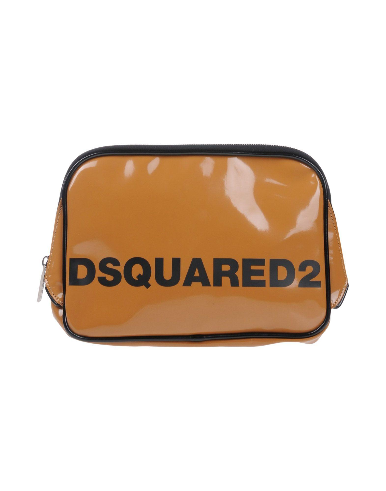 Dsquared2 Handbags In Camel