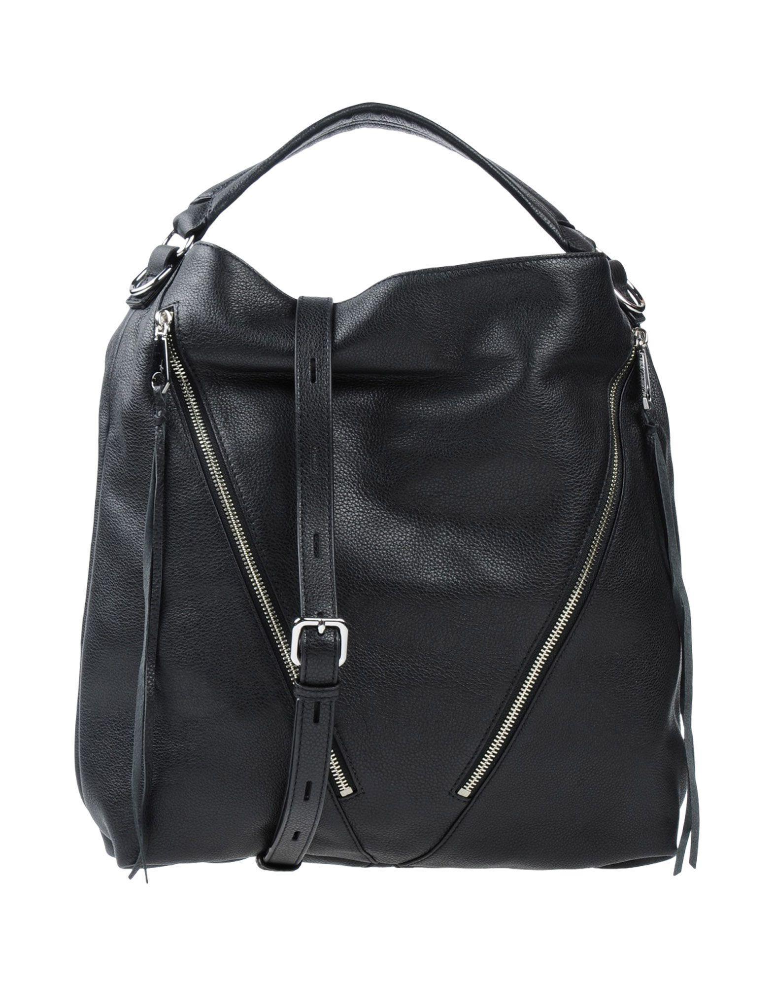 Rebecca Minkoff Handbag In Black