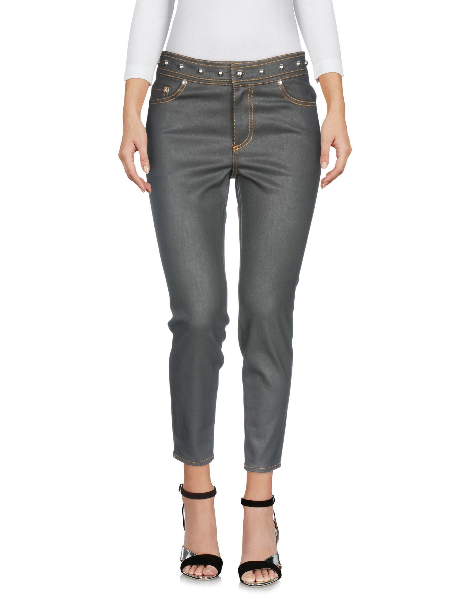 Red Valentino Jeans In Lead