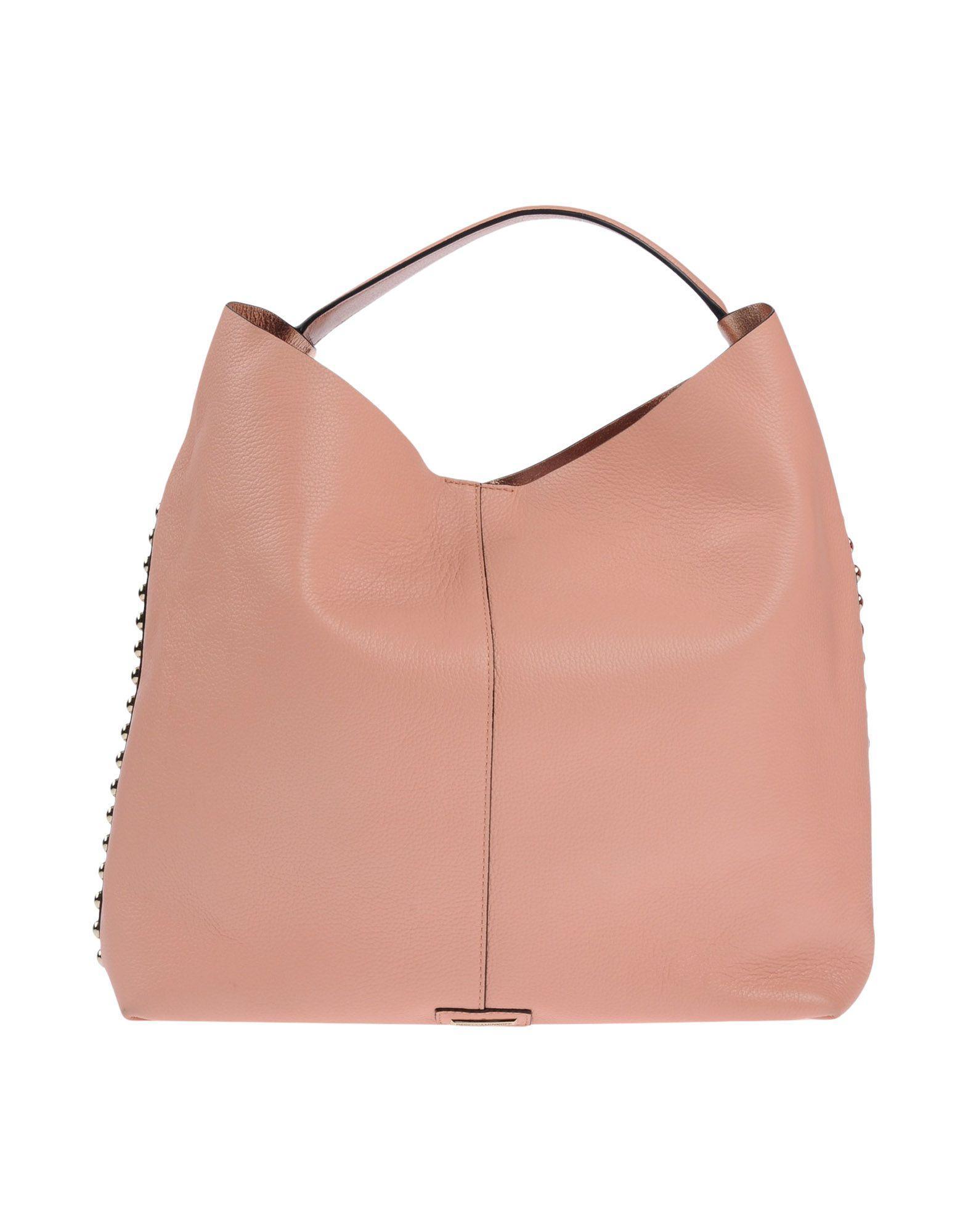 Rebecca Minkoff Handbag In Salmon Pink