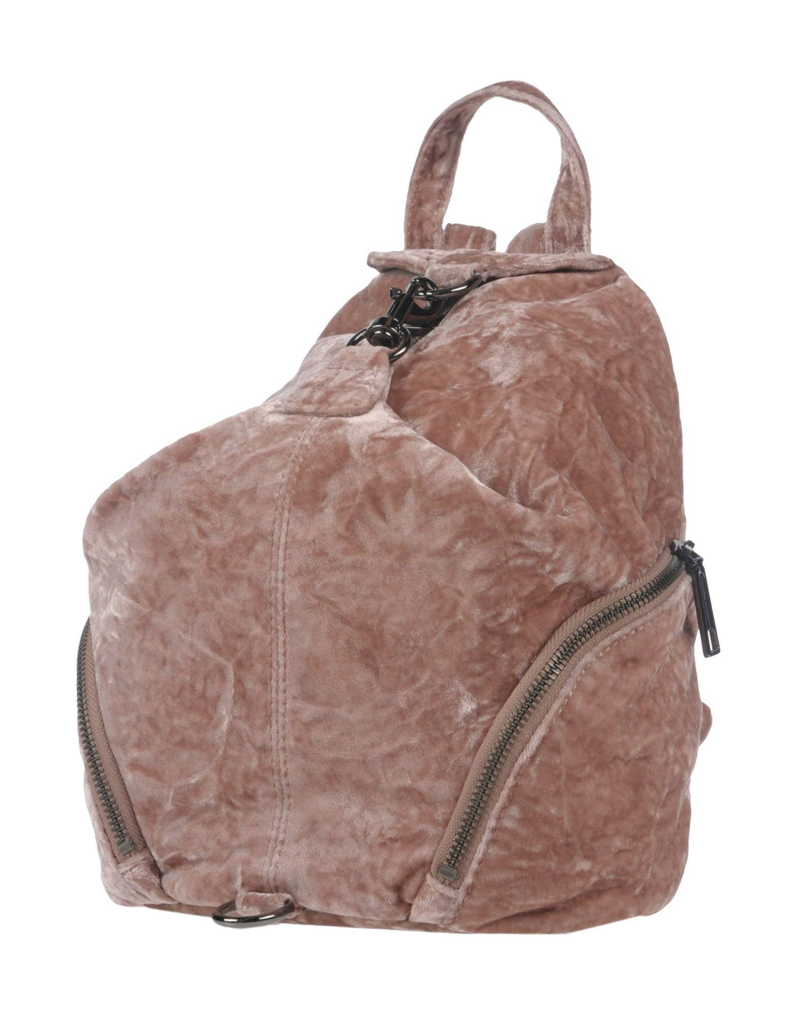 Rebecca Minkoff Backpacks & Fanny Packs In Pale Pink