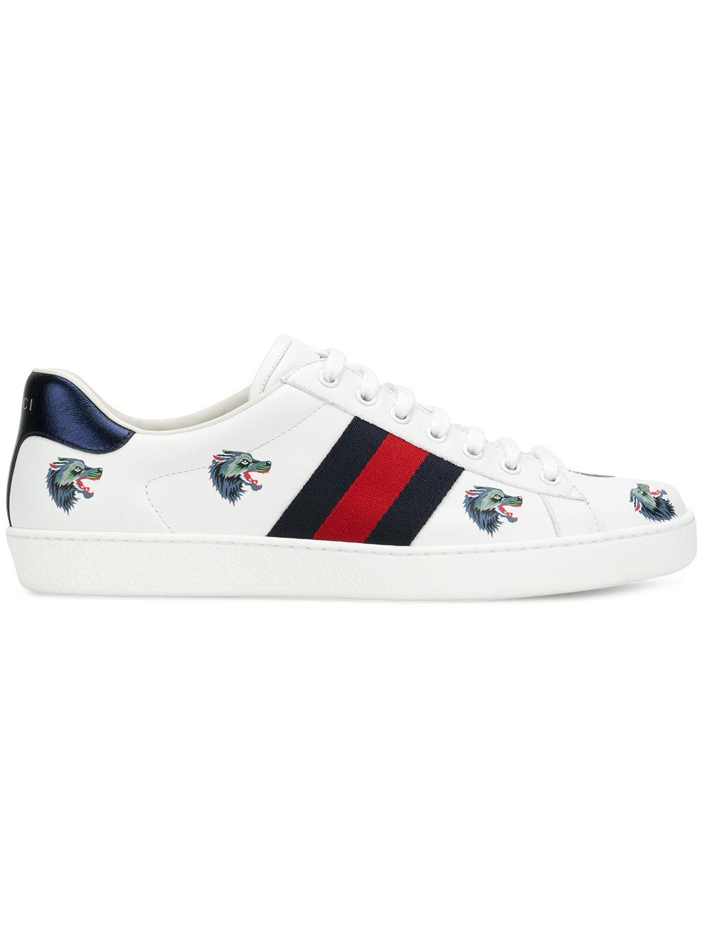 Gucci Ace Wolf