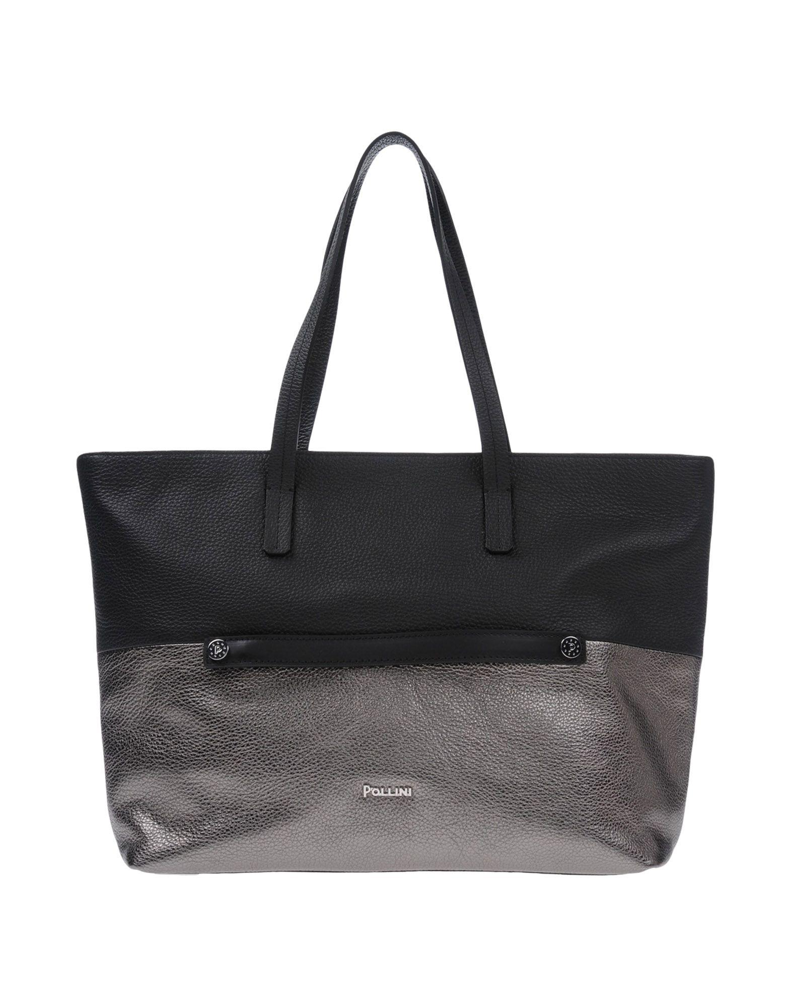 Pollini Handbag In Black