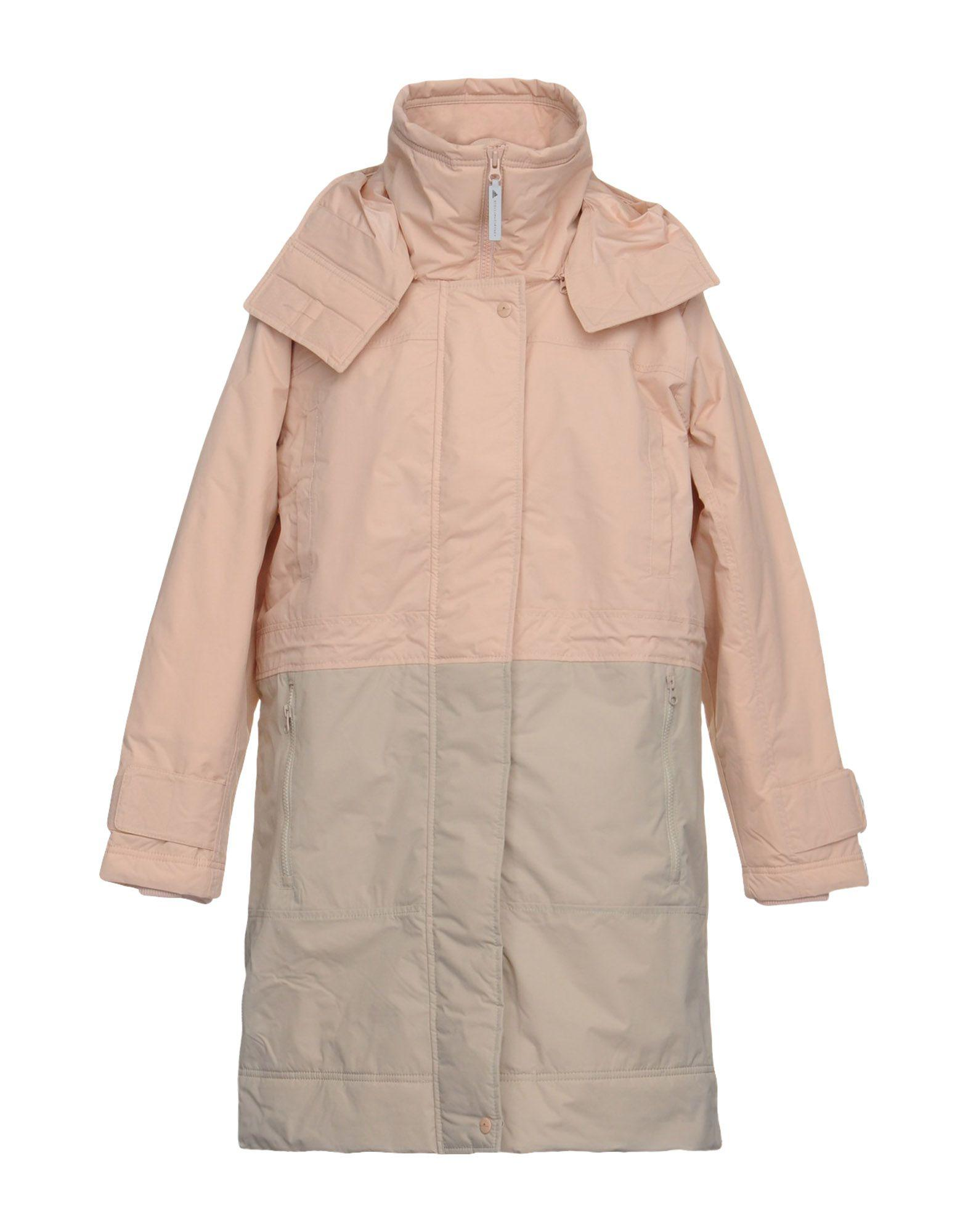 Adidas By Stella Mccartney Jacket In Pink
