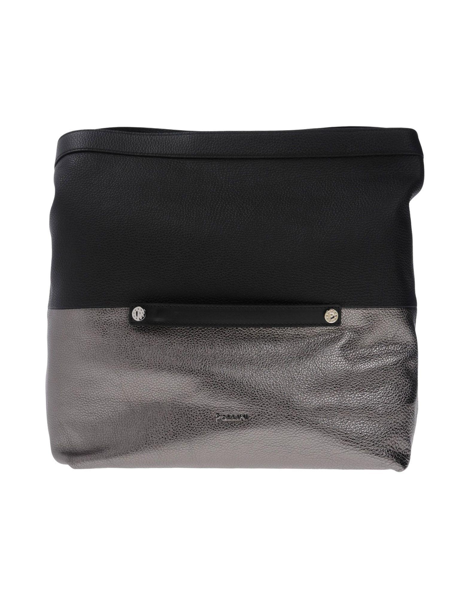 Pollini Handbags In Black