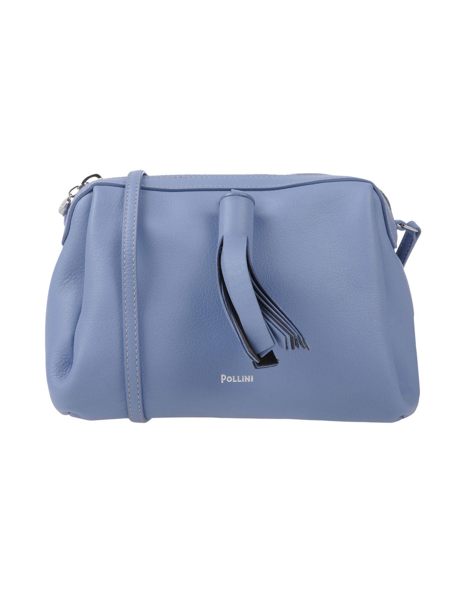 Pollini Handbags In Lilac
