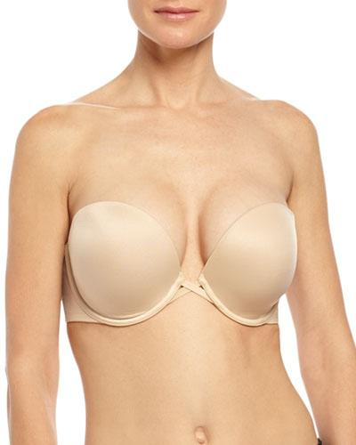358aad941664a Wacoal Amazing Assets Convertible Underwire Push-Up Bra In Naturally ...
