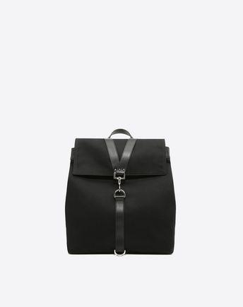 Valentino Garavani Rucksack Backpack Travel In Black
