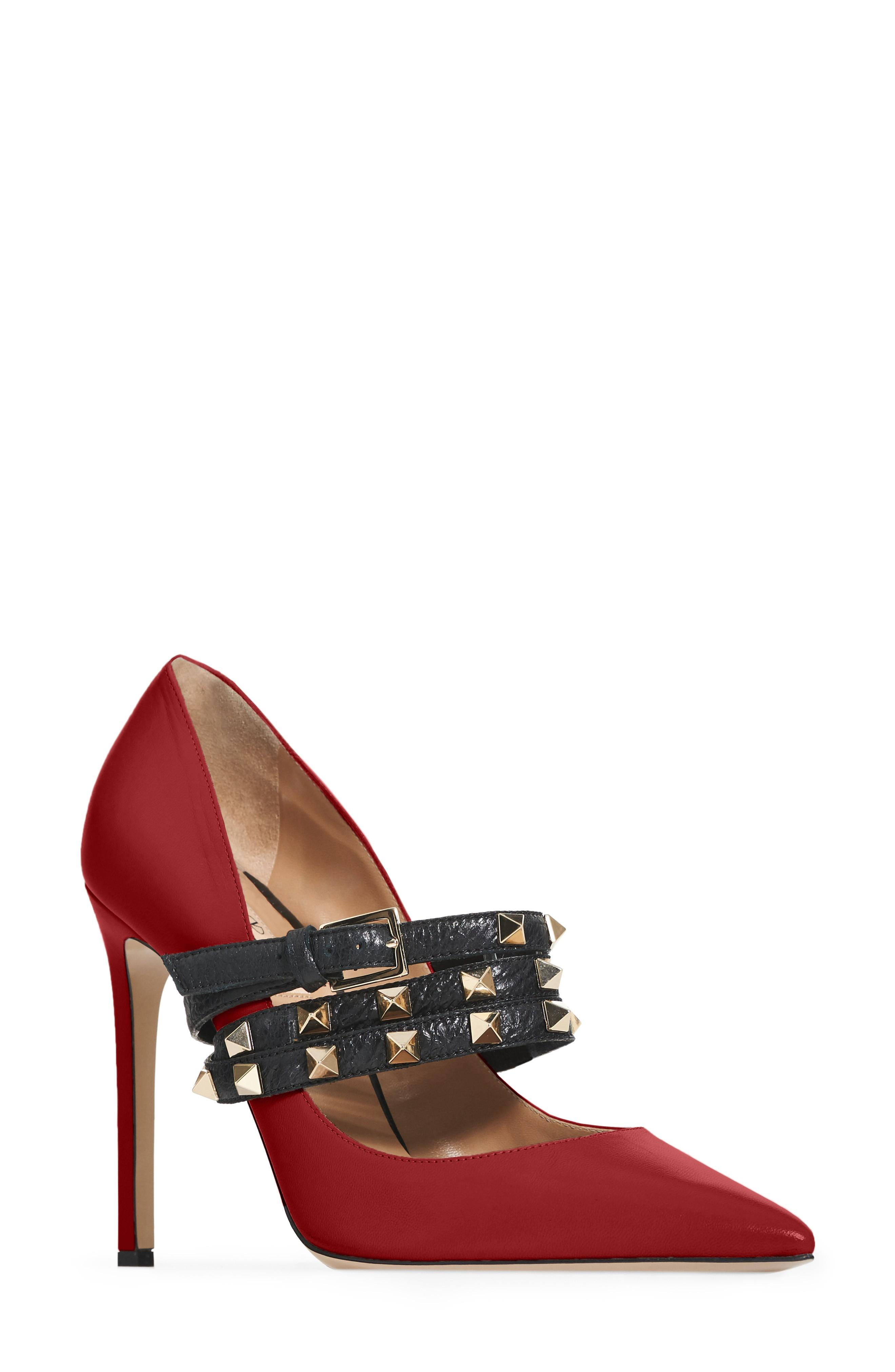 97e78311850 ... Valentino Garavani Rockstud Wrap Pump (Women) (Nordstrom Exclusive).  Style Number  5349156. Available in stores. Available From