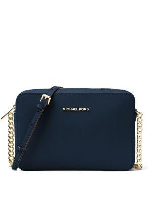 d5628f78db115 ... scratch-resistant Saffiano leather. The perfect size for traveling  light. Style Name  Michael Michael Kors  Large Jet Set  East west Saffiano  Crossbody ...