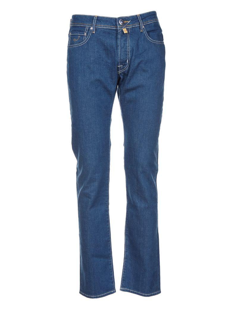 Jacob Cohen Classic Jeans In Denim