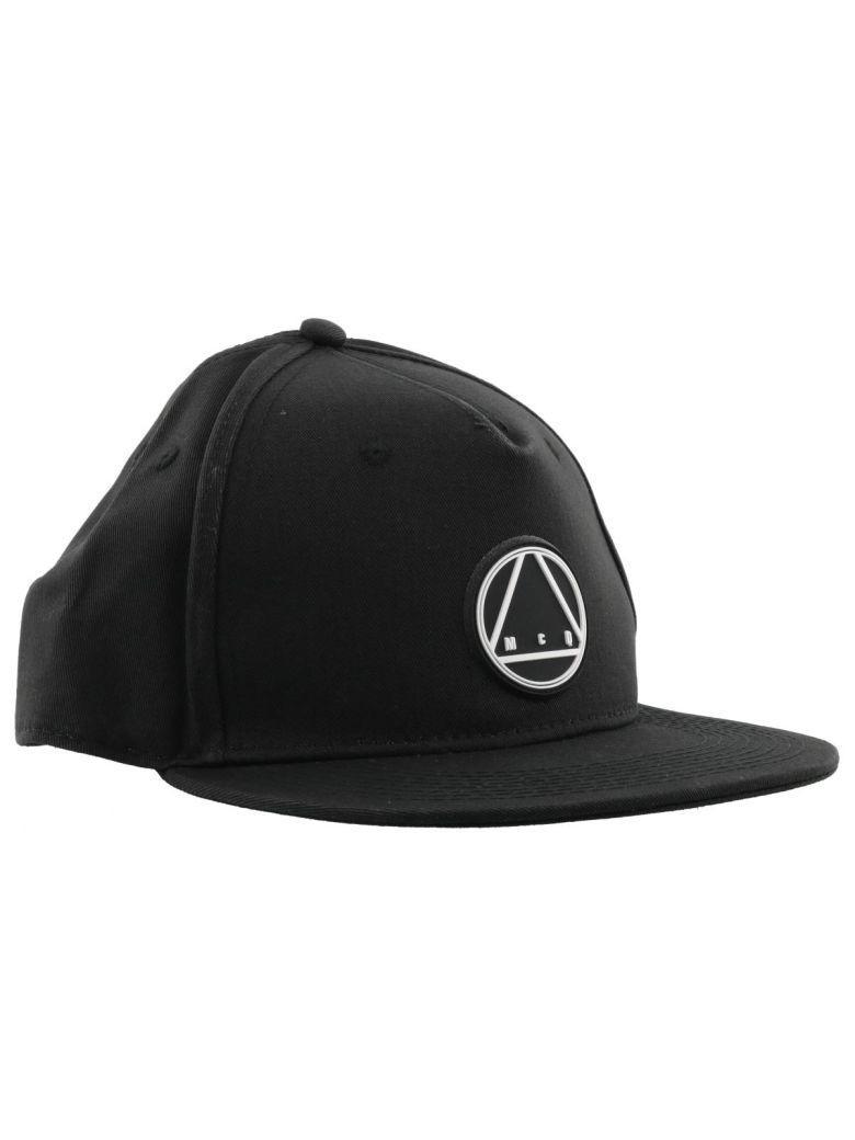 Mcq By Alexander Mcqueen Mcq Alexander Mcqueen Icon Sphere Baseball Cap In  Black 2ff86e08e66f
