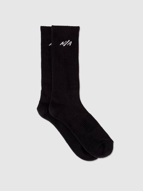 N/a Socks N/a Sock Ten In Black