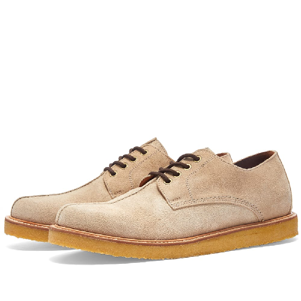 Wild Bunch Seam Shoe In Neutrals