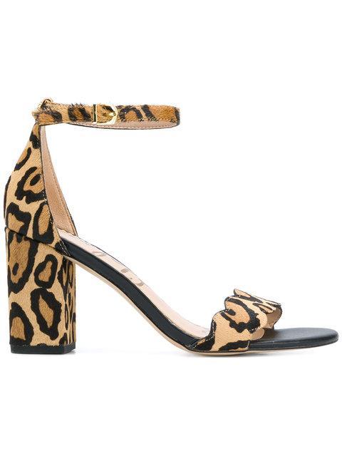 b9f9ca4b1 Sam Edelman Leopard Print Sandals